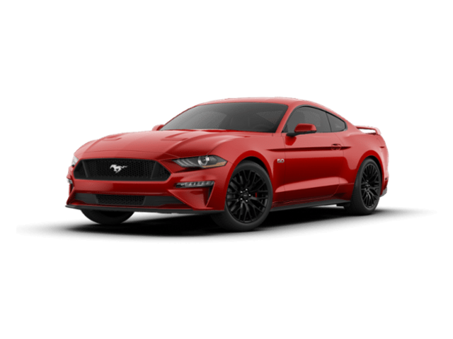 New 2018 Ford Mustang GT Premium Coupe Los Angeles, CA